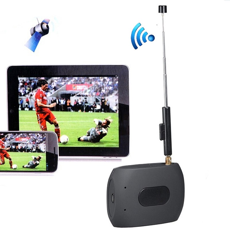 10pcs/lot TV Receiver DVB-T ISDB-T Digital Mobile TV Tuner for Android & IOS Device to Watch TV in Brazil Eastern Western Europe(China (Mainland))