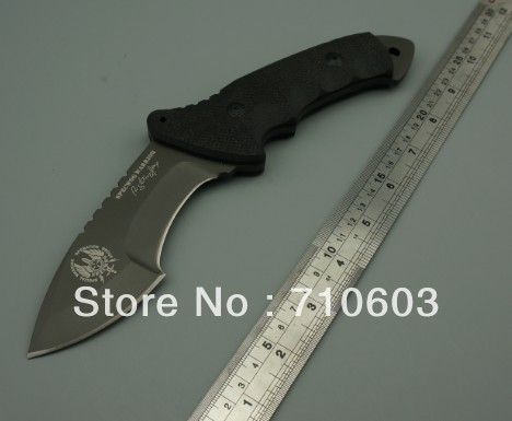 FOX combat knife tactical knife survival knife G10 handle outdoor knife FREE SHIPPING(China (Mainland))