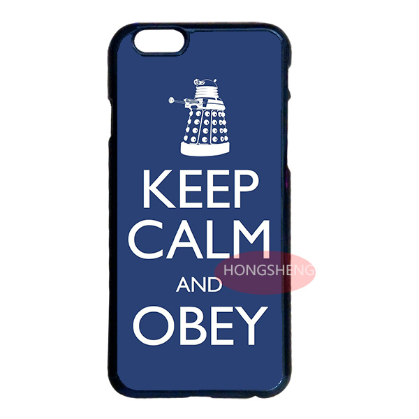 Keep Calm And Obey Cover Case for LG Samsung S2 S3 S4 S5 Mini S6 Edge Plus Note 2 3 4 5 iPhone 4 4S 5 5S 5C 6 6S Plus iPod 4 5 6(China (Mainland))