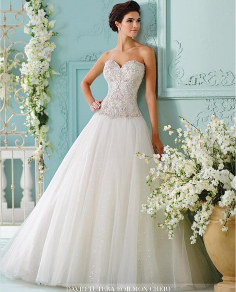 Fairytail Wedding Dresses