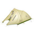 NatureHike New arrival Tent Camping 2 Person Waterproof Double Layer Outdoors Camping Durable Gear Picnic Tents