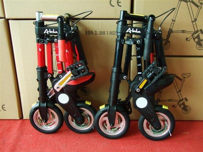 Free Shipping - 8-inch A bike folding bicycle Folding Bike Mini Bike Foldable Bike(China (Mainland))