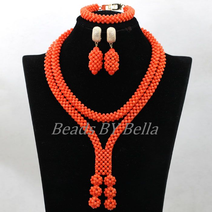 Stunning Latest Nigeria Beads Designs Pictures Inspiration - Jewelry ...