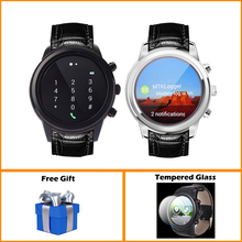 "Buy Android Smart Watch Phone Finow X5 PLUS AMOLED 1.4"" Bluetooth 4.0 WIFI GPS 3G 1g+8G Heart Rate Smartwatch Andriod iOS for $149.99 in AliExpress store"