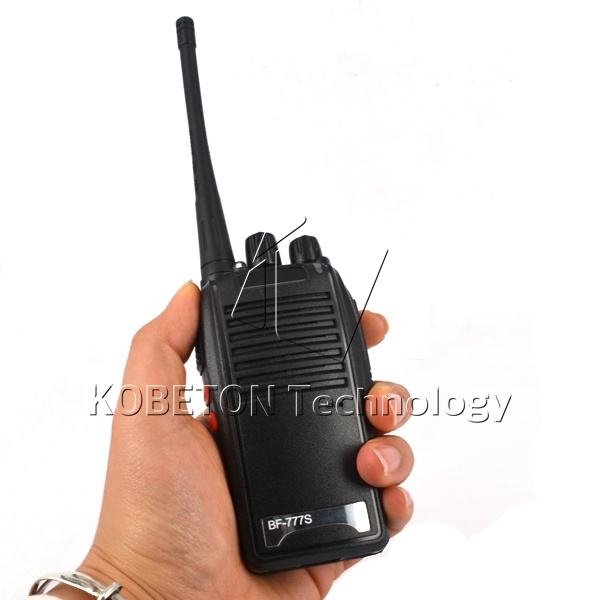 Mobile Portable Digital BaoFeng BF-777S Walkie Talkie FM Transceiver with Flashlight Dual Band Interphone two-way Radio