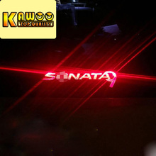 Buy KAWOO Car Styling Hyundai hy SONATA 9 Car Tail Brake Light Sticker Decals High Mount Stop Lamp Stickers Accessories for $3.60 in AliExpress store