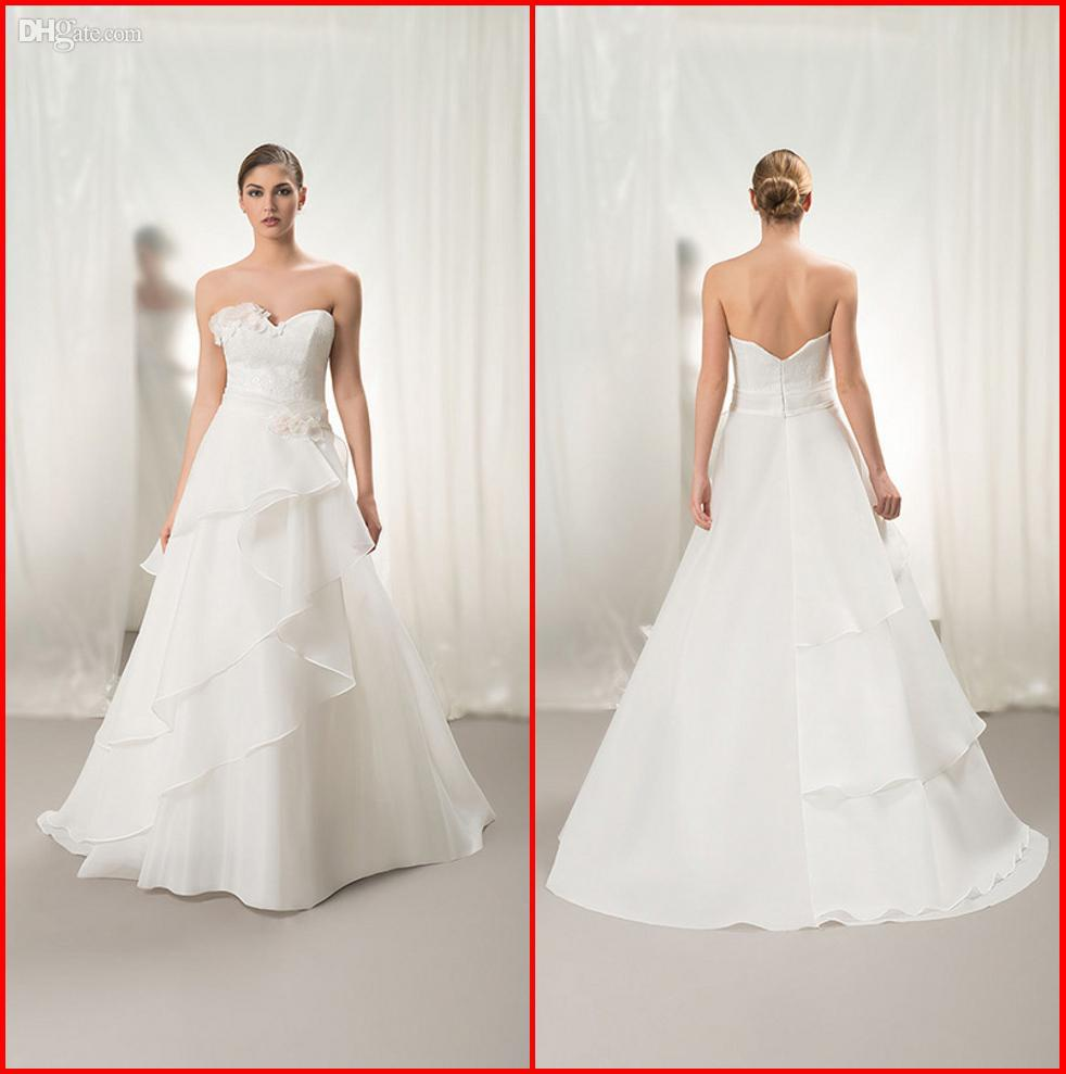com buy wholesale new modest satting ball gown wedding dresses