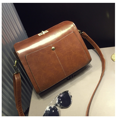2015 women's handbag fashion vintage small bag women's cross-body messenger bag(China (Mainland))