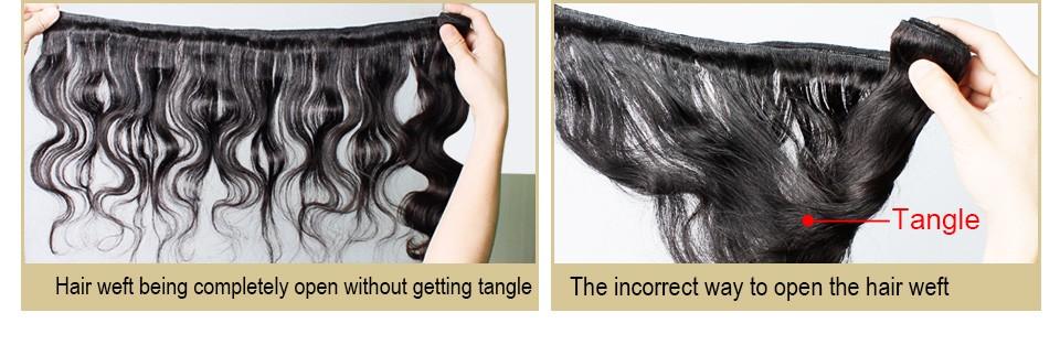 Peruvian Straight hair bundles Free Shipping 4pcs/lot 7A Grade Top Sale Peruvian Virgin Hair 100%  Human Hair Weaving FreeTangle