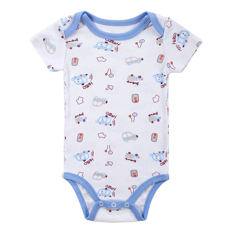 Baby Rompers Clothing 2016 Fashion Summer Newborn Baby font b Boy b font Gril One Pieces