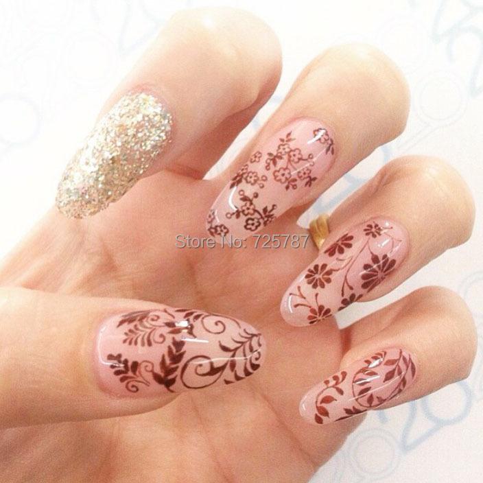 NEW 2015 CE BLACK AND PINK digital nail printer nail printing machine for nail salons nails art machine(China (Mainland))