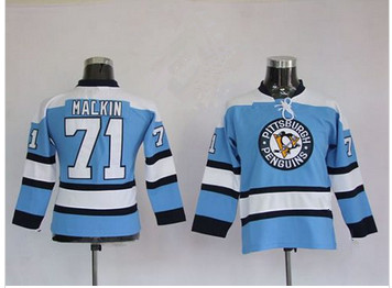 Penguins mens jersey,#71 Evgeni Malkin Penguins jersey,Blue Throwback Stitched jersey,Penguins Malkin jersey Accept Mixed Orders(China (Mainland))