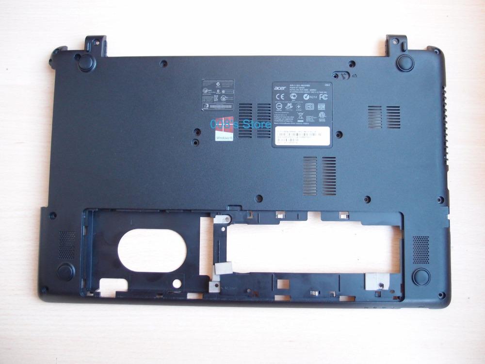 Nueva d cubierta de la base inferior del ordenador portátil para acer aspire e1-510 e1-530 e1-532 e1-570 e1-572 570 532 572g v5we2 z5we1