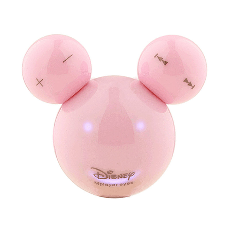 2016 (10pcs) New Style High Quality Mini Mickey Mouse Card Reader MP3 Music Player Gift MP3 Players With Earphone&Mini USB(China (Mainland))