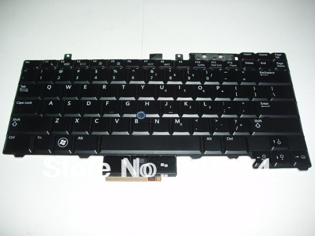 LAPTOP KEYBOARD for DELL HT514 BACKLIT E5500 E6400 E6500 PRECISION M2400 M4400(China (Mainland))