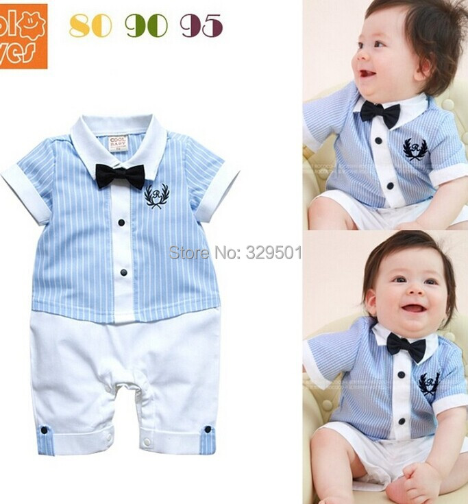 free shipping size 80-90-95 baby clothes kids brand design baby cotton romper premium quality Infant jumpsuit baby summer suits<br><br>Aliexpress