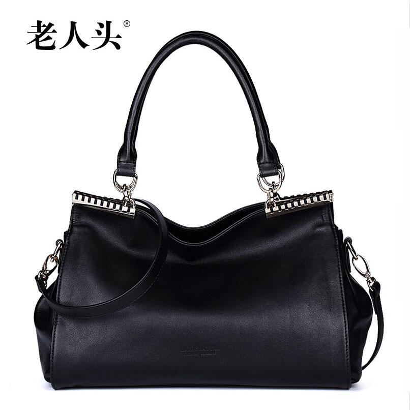2015 new famous brands women genuine leather bag top quality fashion serpentine women handbags shoulder messenger bag<br>