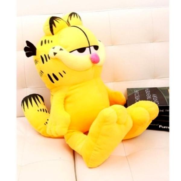D950 Free shipping, large  cartoon cat Garfield  doll big plush toys Valentines day, birthday present 50 cm<br><br>Aliexpress