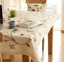 popular cotton table linen