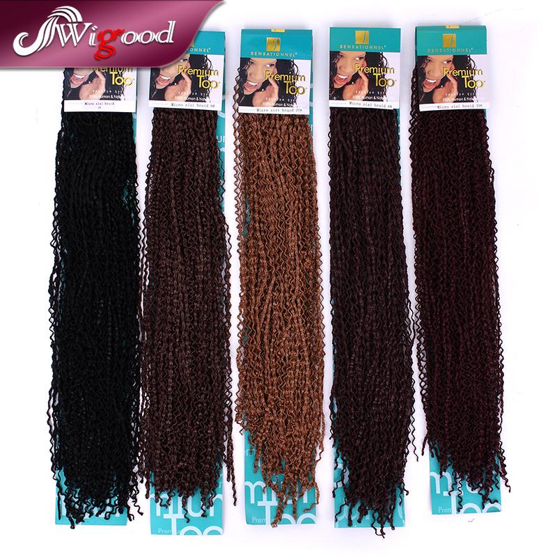 micro crochet hair extensions 22inch havana mambo twist