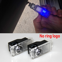 Buy 2X LED Car Door Welcome Light Courtesy Led Car Laser Projector Logo Ghost Shadow Light Audi Logo Power Audi Door Light for $5.99 in AliExpress store
