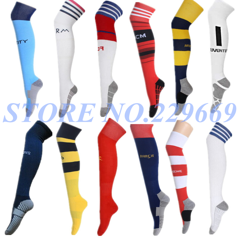 2015 Long Cylinder Thick Towel Bottom Player Male Sweat Motion Soccer Socks Stockings Fans Articles Football Socks Sports Socks(China (Mainland))