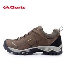2017 New Clorts Men Shoes Comfort Hiking Shoes Waterproof Nubuck Trekking Shoes Climbing Shoes HKL-805A(China (Mainland))