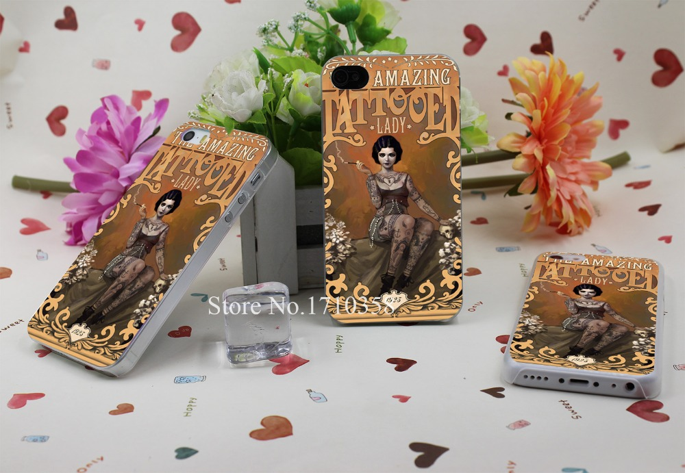 the amazing tattooed lad hellip Hard Plastic Clear Back Transparent Style Case Cover for iPhone 4 4s 5 5s 5c 6 6s 6 plus s(China (Mainland))