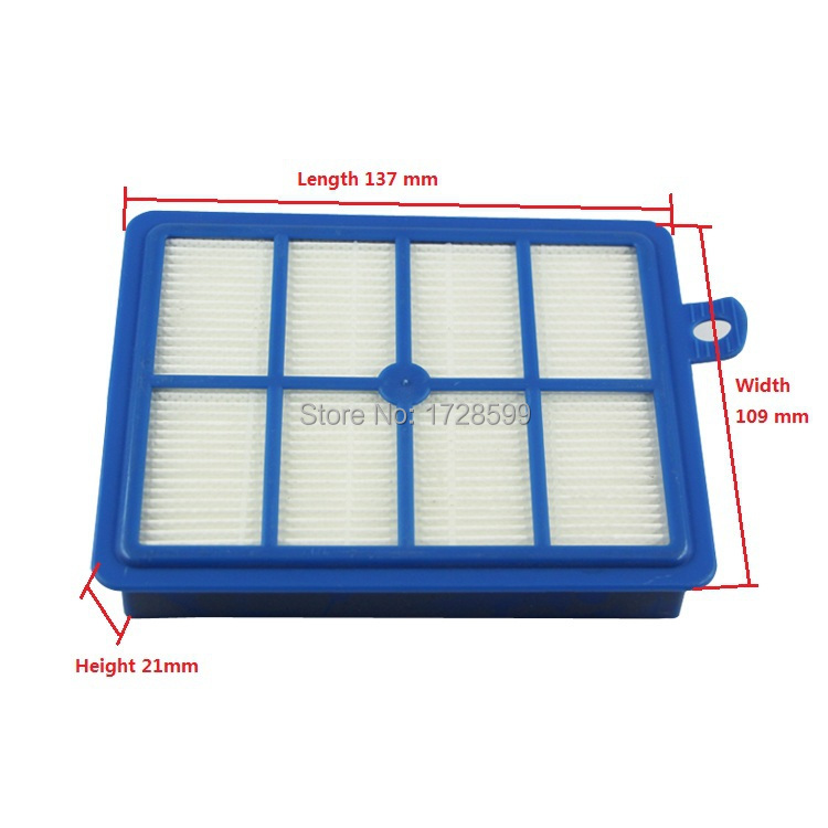 Гаджет  1pcs HEPA Filter for Philips FC9083 FC9084 FC9085 FC9087 FC9202 FC9262 FC9066 FC8760 FC8766 Vacuum Cleaner Accessories  None Бытовая техника