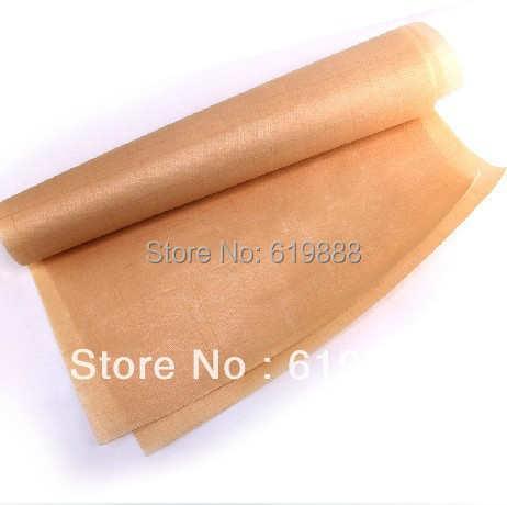 New Fiberglass Cloth Anti-oil Linoleum High Temperature Nonstick Thick BBQ Oven Baking Cloth Mat Reuse Oil Paper 60 * 40cm(China (Mainland))