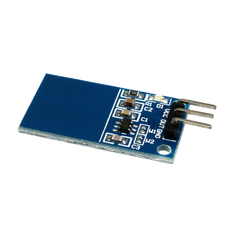 TTP223 Capacitive Touch Sensor Switch Digital Touch Module For Arduino(China (Mainland))