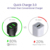 Tronsmart CC2TF Car-Charger Qualcomm Quick Charge 3.0 36W 2 Ports Type A USB Car Charger for Xiaomi Samsung LG Phone Power Bank