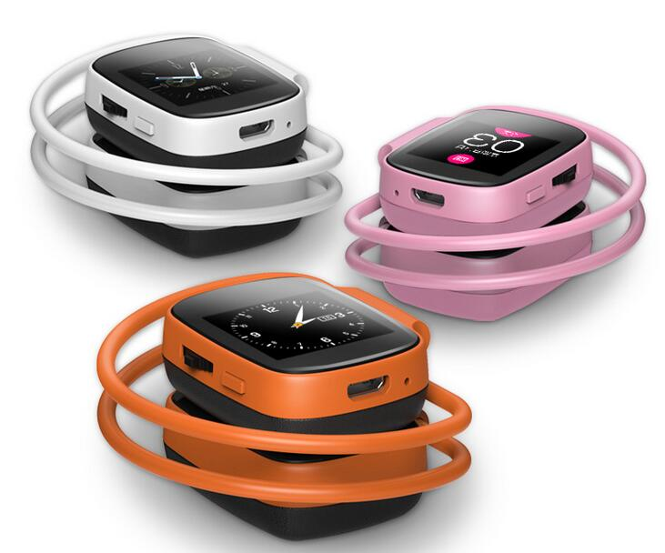 Newest smart Bluetooth Headset With Touch Scren Headphone Bluetooth Wireless Earphone(China (Mainland))