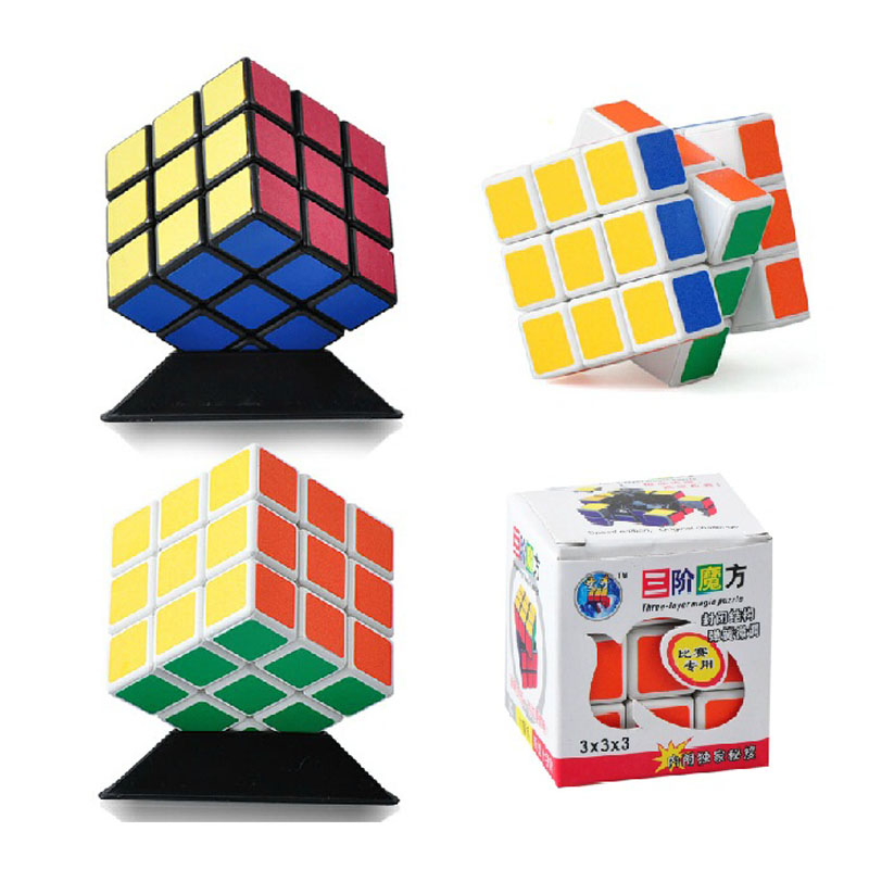 Free shipping New 57mm shengshou 3x3x3 magic cube puzzle special toys dropshipping hot selling items Twist Magic Square Cubo(China (Mainland))