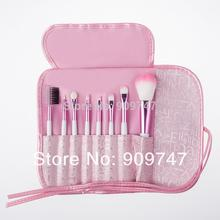 Hot Selling 7 pcs Professional Portable Makeup Brushes Make Up Brushes Cosmetic Brushes