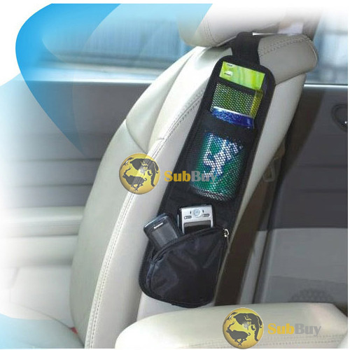 SubBuy cheap! Vehicle Car Multi Side Pocket Seat Storage Collector Hanging Bag Collector Newest classic(China (Mainland))