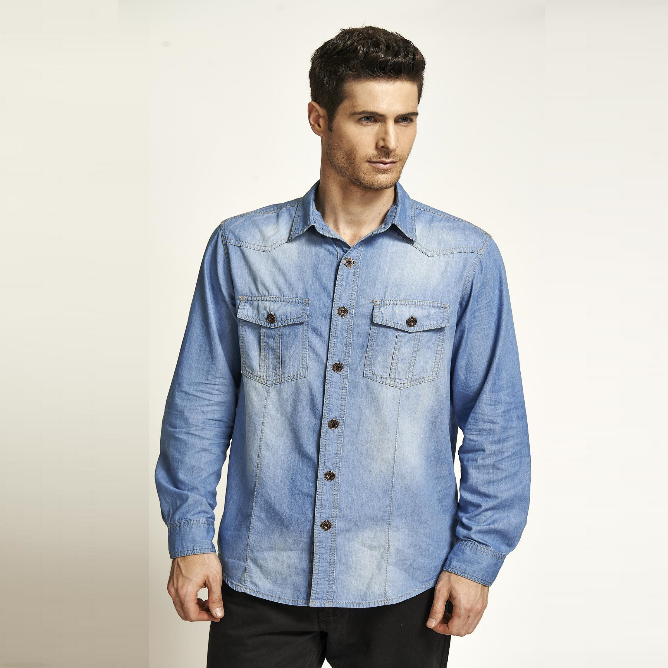 Compare Prices On Jean Shirt Jacket Online Shopping Buy