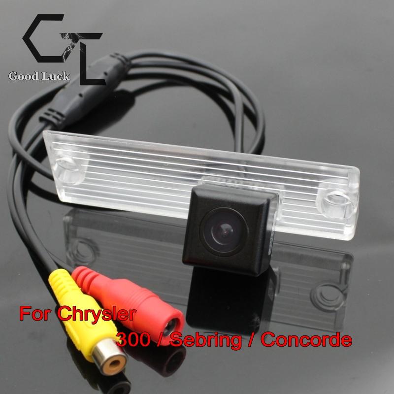 For Chrysler 300 / Sebring / Concorde Car Parking Camera Rear Camera HD CCD Night Vision Car Camera Car Reverse Camera(China (Mainland))