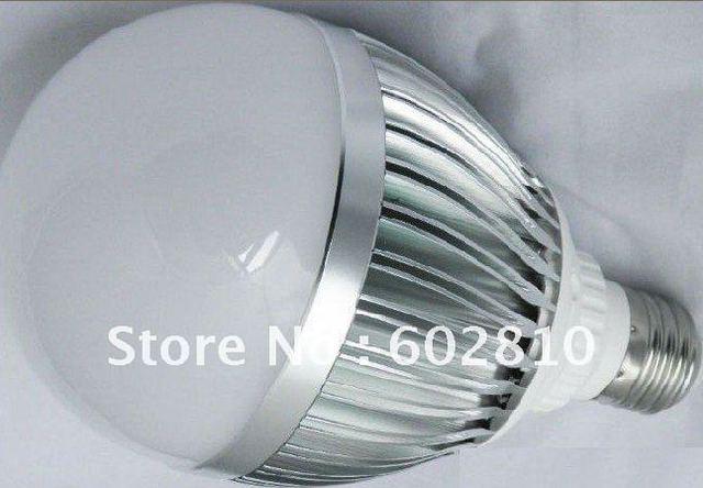 Free shipping 10pcs 15w led bulb light lamp E27 110V 220V 230V ac85-265v replace 100w led halogen bulb