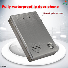 IP pntercom SIP door phone  support remote password to open door.