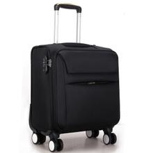 Nouvelle arrivée hot 16 polegada Oxford commerce du drap chariot bagages voyage valise embarquement sac de voyage portable pour hommes et femmes(China (Mainland))