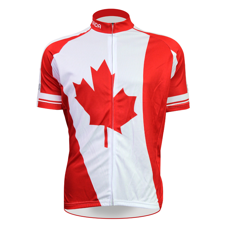 Bike Canada Shirts Germany Cycling Clothing