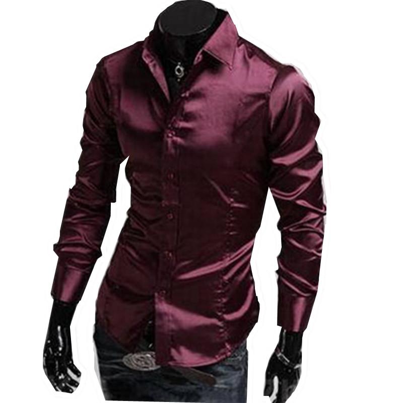 Popular Purple Dress Shirt Men Buy Cheap Purple Dress