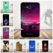 TPU Case coque Sony Xperia E4G Silicone Cover Dual E2003 E2006 E2033 E2043 E2053 - Sunny Store store