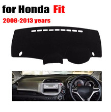 Car Dashboard avoid light pad For Honda FIT 2008 to 2013 years right hand drive's Auto Console Avoid light pad conse pad(China (Mainland))