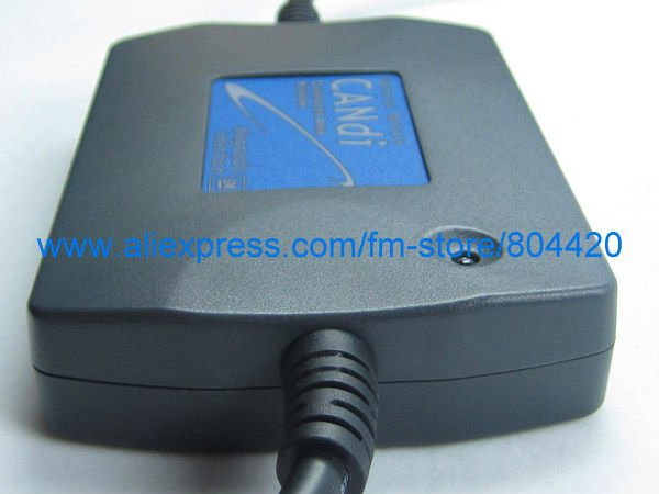 Free Shipping Newest Version Candi Interface For GM TECH2(China (Mainland))