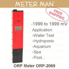 Free Shipping Digital Pen-type ORP Meter ORP-2069