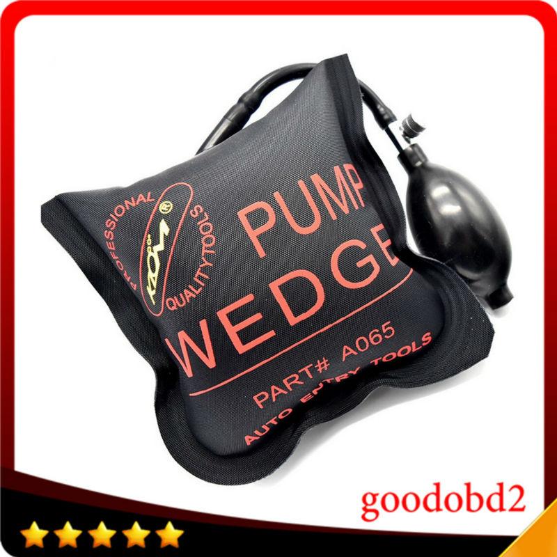 Car repair tools KLOM PUMP WEDGE LOCKSMITH TOOL Auto Air Wedge Airbag Lock Pick Set Open Car Door Lock M Size 5.9inch*5.9 inch(China (Mainland))