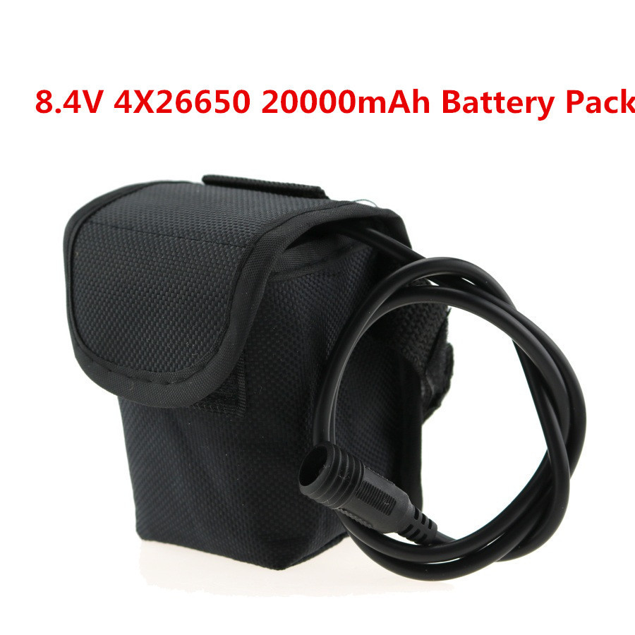 4x26650 battery pack with screw thread (4)