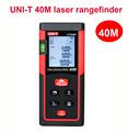 UNI T UT390B 40M laser rangefinder laser distance meter gauge digital levle bubble laser Range Finder